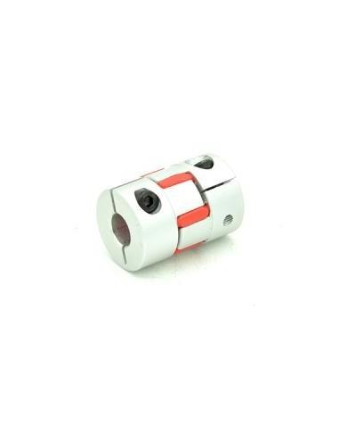Ball Screw Flexible Coupler 6.35 to 8