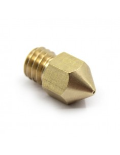 MK8 nozzles M6 (for 1.75 filament) - Brass 0.2mm