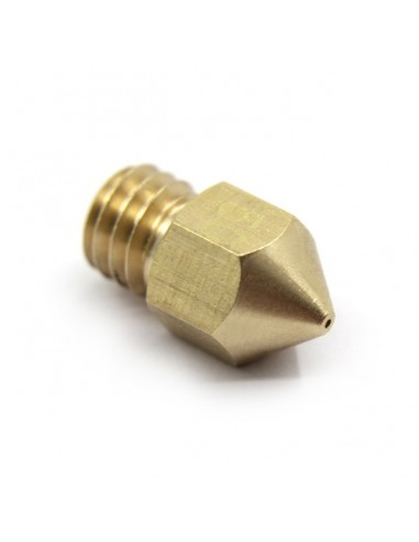 Nozzle 0.2mm MK8 Brass M6 for 1.75 filament