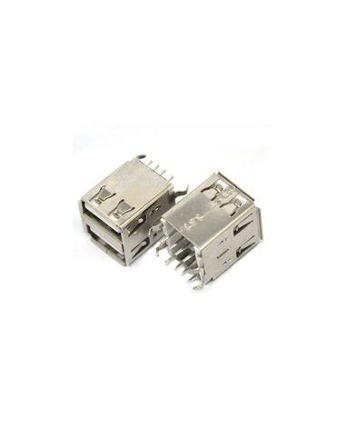 USB Double Female Socket