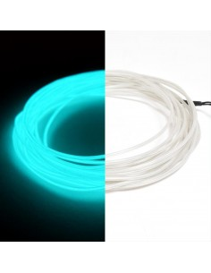 Aqua EL Wire (3 meters)