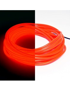 Red EL Wire (3 meters) & Inverter