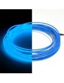 Blue EL Wire (3 meters) & Inverter