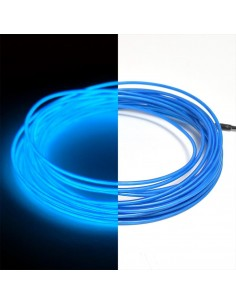 Blue EL Wire (3 meters) & Inverter