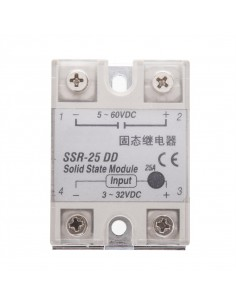 Relay SSR25DD DC-DC Solid-State