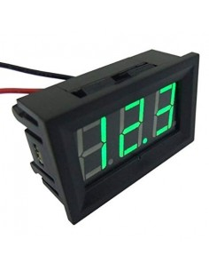 LED Voltage Meter (Green)