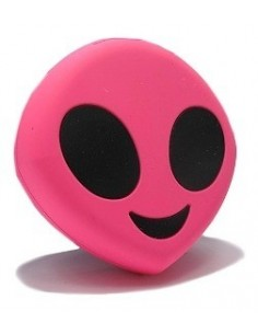 Emoji Power Bank - Pink Alien (6000mAH)