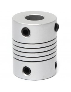 Flex Coupling 6.35mm - 8mm
