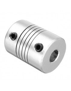 Flex Coupling 6.35mm - 10mm