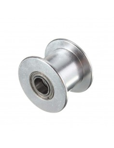 Idler Pulley (5mm Bore / Smooth / 9mm Belt)