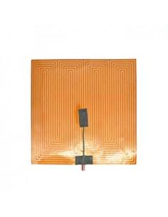 250x250 Kapton 24v Square Heater Pad
