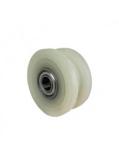 Idler Pulley Wheel 8mm bore for 9mm Belt
