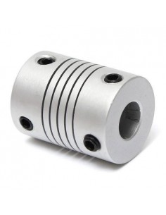 Flex Coupling 8mm - 8mm