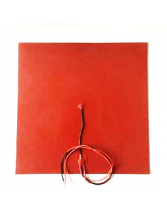Silicone Rubber Heater Pad 300x300mm - 12v