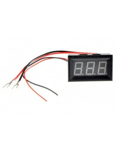 LED Current Meter 10A (Green)