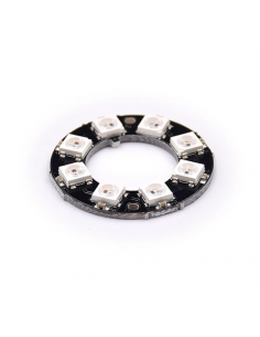 WS2812 8 Neopixels Ring [LEDs]