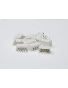 XH2.54 4P Male 10 pack Connectors