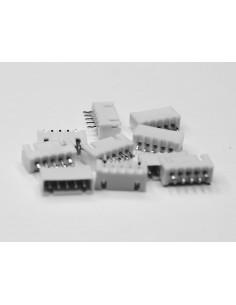 XH2.54 5P Male 10 pack Connectors
