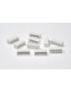 XH2.54 6P Male 10 pack connectors