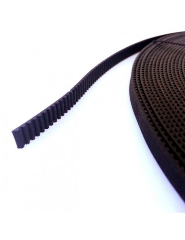6mm GT2 Open Ended Belt (1 Meter)