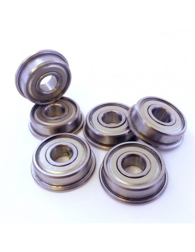 Idler Pulley F608ZZ Flanged Bearing
