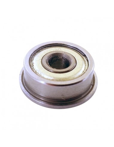 Idler Pulley F624Z Flanged Bearing