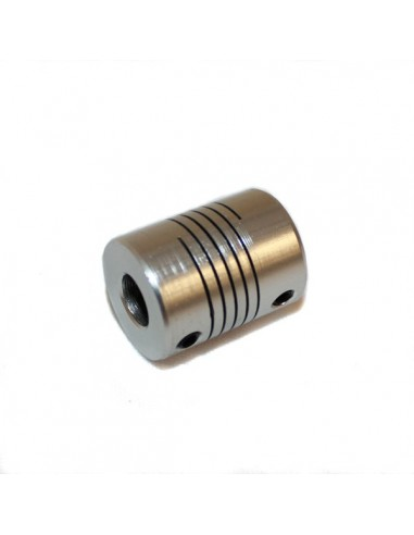Flex Coupling 8mm to 5mm