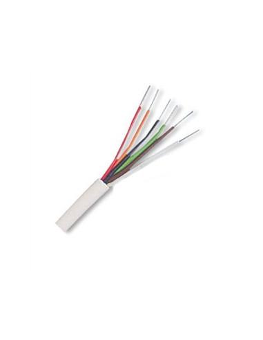 6 Core Flex Wire - Shielded 1m