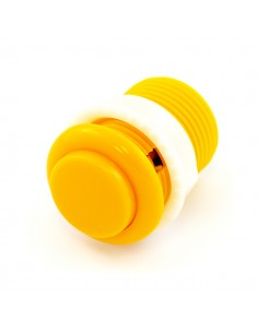 Push Button 33mm - Yellow