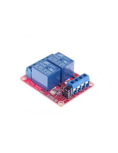 2 Channel 5V Relay Module