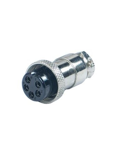 5 pin Female In-Line Connector Plug