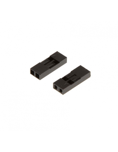 2 Way DuPont Female Connector (pack...