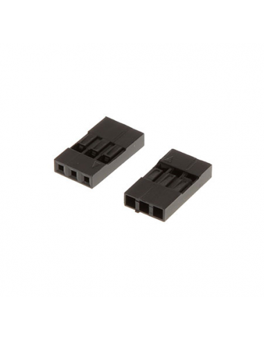 3 Way DuPont Female Connector (pack...