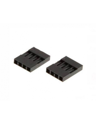 4 way DuPont Female Connector (pack...