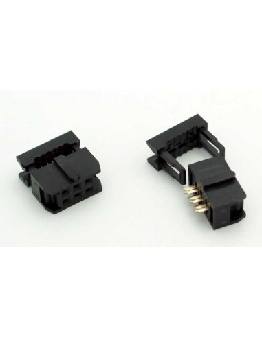 6 Pin IDC Connector