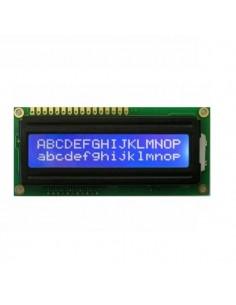 LCD 2x16 Blue