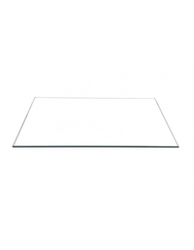 Glass Bed - 4mm Glass Polished edges...