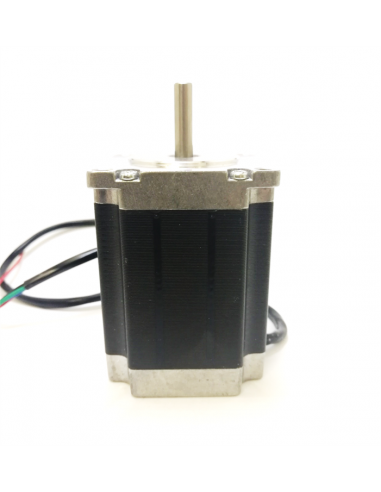 NEMA23 76mm 6.35mm  Stepper Motor