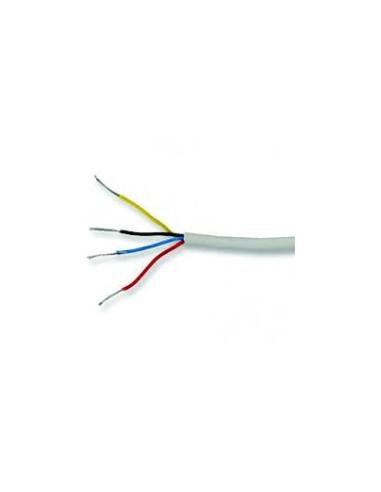 4 Core Flex Wire - Shielded 1m