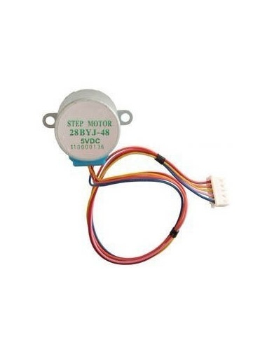 4 Phase 5 Wire Stepper Motor