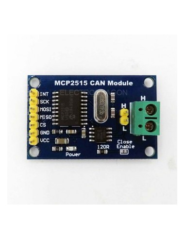 MCP2515 CAN Receiver Breakout Board SPI