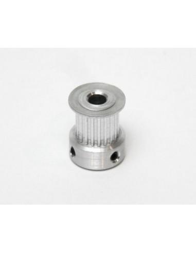 GT2 pulley (6.35mm Bore / 20 teeth /...