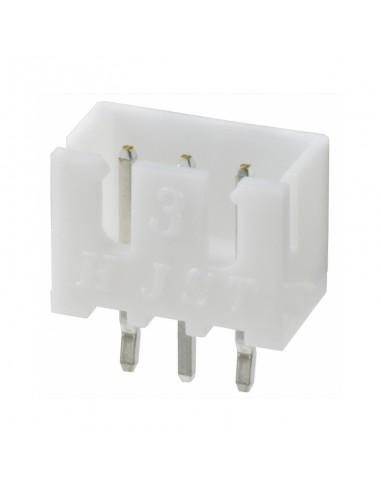 XH2.54 3P Male 10 pack connectors