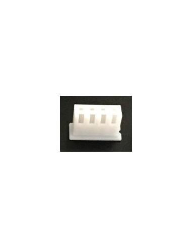 XH2.54 4P Female 10 pack connectors