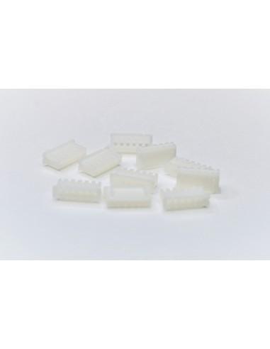 XH2.54 6P Female 10 pack connectors