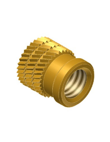 Threaded Inserts M4 (10 pack)