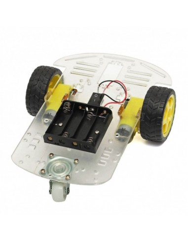2WD Chassis Kit Acrylic