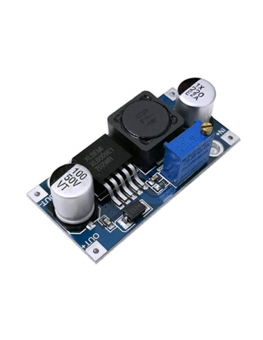 DC-DC Step-Up Power Module Output...