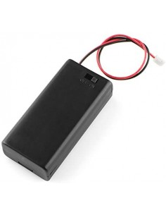 2xAA Battery Holder with...