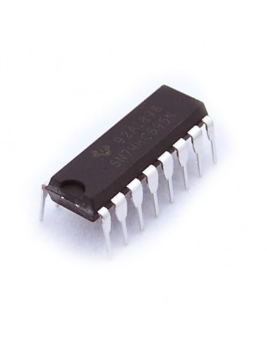 Shift Register 8-Bit - 74HC595 / 74LS164N